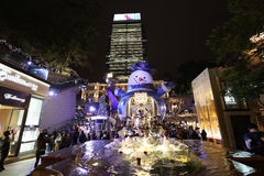 Наследие 1881 в Гонконге 2016 Стоковые Фото