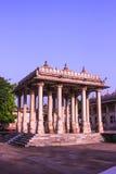 Наследие голубого неба Sarkhej Roja, Ахмадабад, Индия Стоковое Изображение