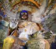 наследие grottoes datong фарфора культурное обнаружило местонахождение yungang мира Стоковая Фотография RF