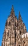 наследия Германии cologne собора мир unesco места наземного ориентира известного международный Оно выстроило в ряд третьим в спис Стоковые Изображения RF