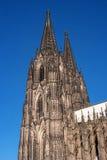 наследия Германии cologne собора мир unesco места наземного ориентира известного международный Оно выстроило в ряд третьим в спис Стоковые Фотографии RF