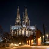 наследия Германии cologne собора мир unesco места наземного ориентира известного международный Оно выстроило в ряд третьим в спис Стоковое фото RF