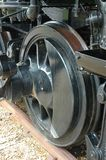 Натренируйте колесо Стоковое Фото