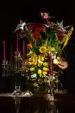 Натюрморт вазы Стоковые Изображения