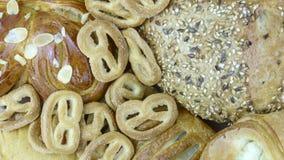 Натюрморт выпечки хлеба Стоковые Изображения