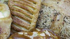 Натюрморт выпечки хлеба Стоковое фото RF