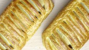 Натюрморт выпечки хлеба Стоковые Изображения RF