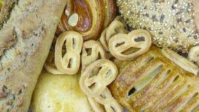 Натюрморт выпечки хлеба Стоковое Изображение