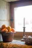 Натюрморт окна Стоковое Изображение RF