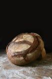 Натюрморт с хлебцем свежего хлеба рож Стоковая Фотография