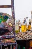 Натюрморт Atelier Стоковые Фотографии RF