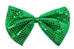 Натянутый лук дня St. Patricks Стоковые Изображения