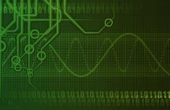 наука абстрактного инженерства медицинская Стоковая Фотография RF