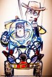 Наука за Pixar Генри Фордом стоковые изображения rf