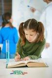 наука начальной школы типа Стоковое Изображение