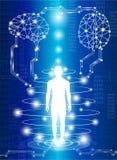 Наука технологии медицинская Стоковые Изображения