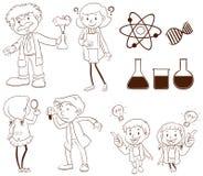 наука Стоковое Изображение RF