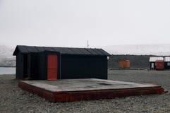 Научно-исследовательская станция Orcanadas стоковая фотография