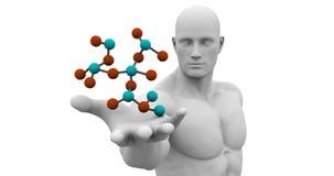 Научные исследования и разработки Стоковые Изображения RF