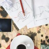 Научные исследования и разработки Стоковые Изображения