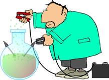 научный работник бесплатная иллюстрация