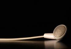 Наушник Стоковая Фотография RF