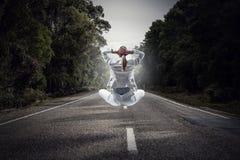 Находить внутренний баланс Мультимедиа Стоковая Фотография