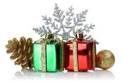 находка рождества предпосылки изолировала больше моей белизны портфолио орнаментов стоковые фотографии rf