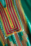 Национальная вышивка Ближний Восток Стоковые Фотографии RF