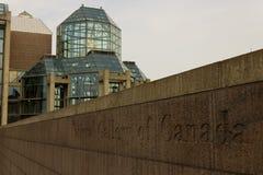 Национальная штольн Канады стоковые фото