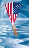 национальное спасение Стоковое Фото