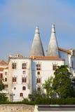 национальное sintra дворца стоковая фотография