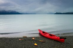 Национальные парки Аляски стоковое изображение