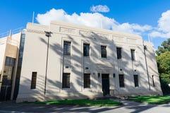 Национальный гербарий здания Виктории в королевских ботанических садах в Мельбурне стоковые фотографии rf