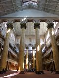 Национальный интерьер музея Bulding Стоковое фото RF