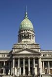 Национальный конгресс в Buenos Aires Стоковое Изображение