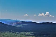 Национальный лес Tonto, Аризона u S Министерство сельского хозяйства, Соединенные Штаты стоковые изображения