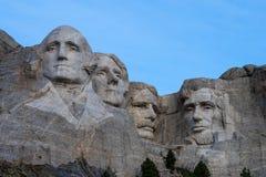 Национальный монумент Mount Rushmore в Южной Дакоте стоковая фотография rf