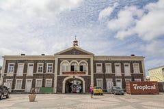 Национальный музей в St Китс стоковая фотография