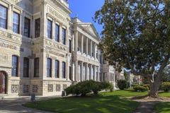 Национальный музей картины дворца, Стамбула Стоковое Изображение