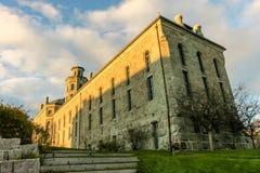 Национальный музей Квебека архитектуры изящных искусств Стоковое фото RF