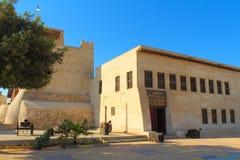 Национальный музей Рас-Аль-Хайма арабские соединенные эмираты Стоковая Фотография RF
