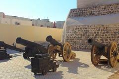 Национальный музей Рас-Аль-Хайма арабские соединенные эмираты Стоковые Изображения RF
