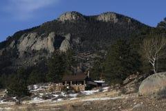 национальный парк горы утесистый Стоковые Фото