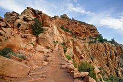 Национальный парк грандиозного каньона, Аризона США Стоковое Изображение RF