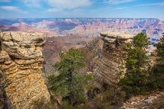Национальный парк грандиозного каньона Стоковое Изображение RF