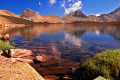 национальный парк кабины Стоковое Изображение