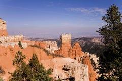 национальный парк каньона 130 bryce стоковое изображение