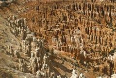национальный парк каньона bryce амфитеатра Стоковая Фотография
