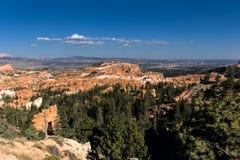 Национальный парк каньона Bryce, один из самых красивых парков в мире стоковая фотография rf